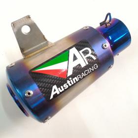 ท่อสูตร AR Austin Racing