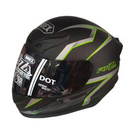 หมวกกันน็อค INDEX FORZA 911 รุ่นใหม่ สีดำด้าน