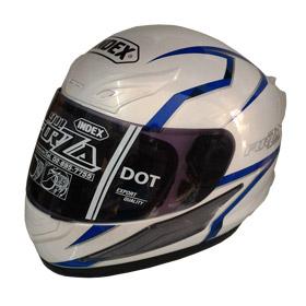 หมวกกันน็อค INDEX FORZA 911 รุ่นใหม่ สีขาว
