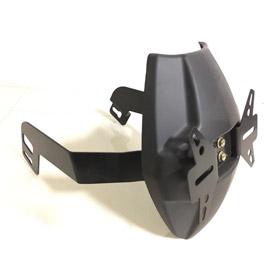 กันดีด ขาคู่ สีดำ MSX, DEMON, KSR (สีดำด้าน)