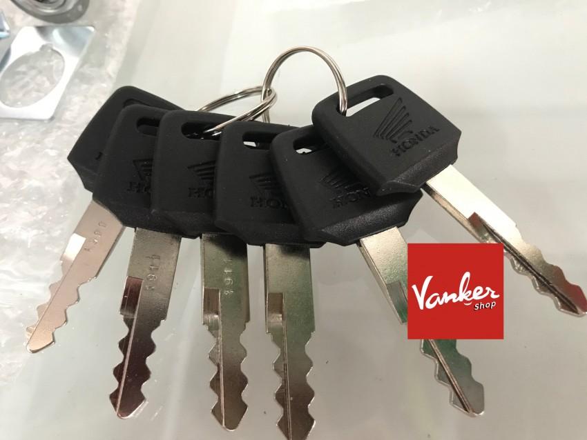 ชุดสวิทช์กุญแจ LS 125 ทั้งคัน