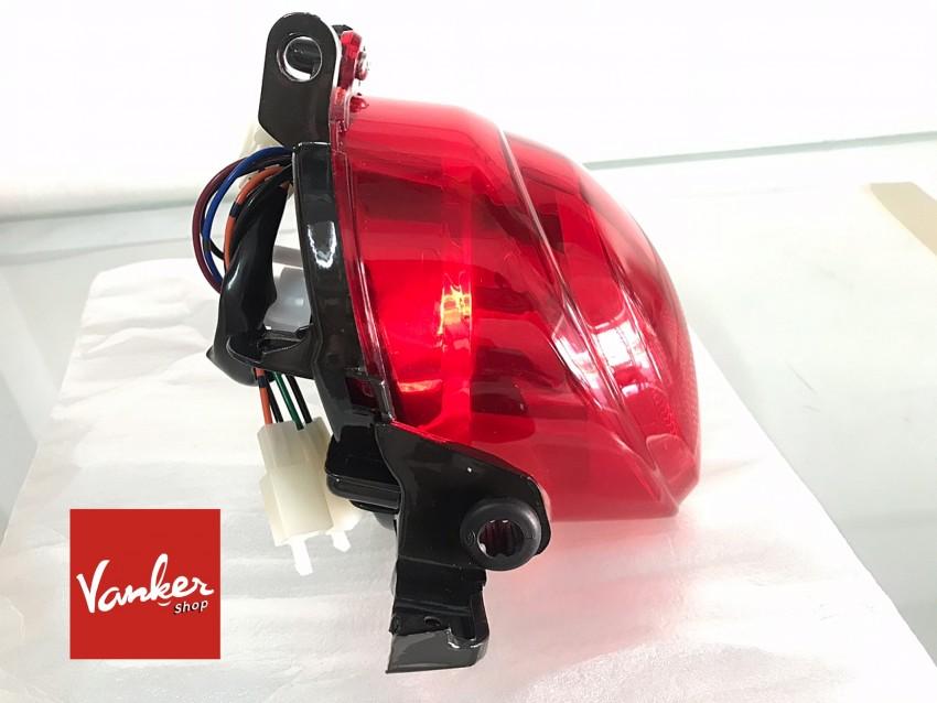 ไฟท้าย Yamaha Fino รุ่นเก่า ยกชุด